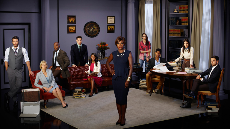 «How to get away with murder» o «Cómo defender a un asesino», la serie