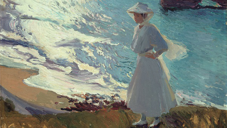 «Sorolla. El color del mar»