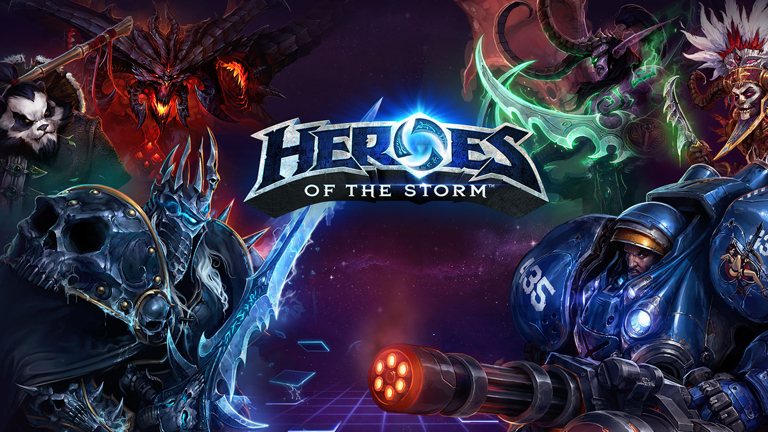 «Heroes of the Storm» lanza su versión definitiva