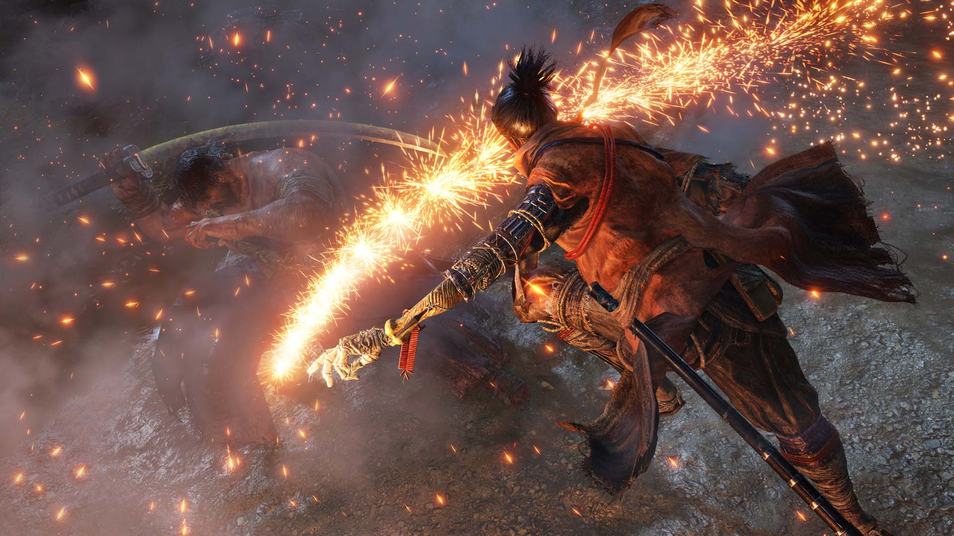 «Sekiro: Shadows Die Twice» es otro desafío tan imperfecto como imprescindible